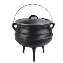 AfriTrail Potjie No. 2 Cast Iron
