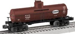 USA Lionel O Scale O-27 8 000-GALLON Tank Nyc 107898