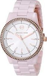 Michael Kors Ritz Stainless Steel Watch MK6838