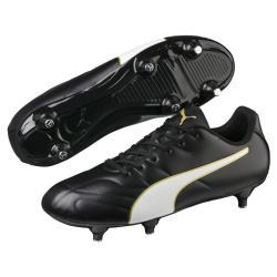 32c44dbe1d92 Deals on Puma Men's Classico C II Sg Soccer Boots - Black white ...