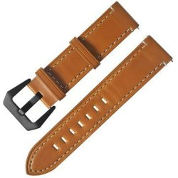 Genuine Leather 20MM Watchband Replacement For Huami Amazfit