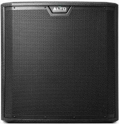 Alto Professional Trusonic 3 Series 1000 Watt 15 Inch Active Sub-woofer Speaker Black