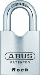 Abus 83 55MM Rock Steel Padlock
