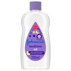 Johnson & Johnson Johnson's Baby Bedtime Oil 200ML X 6