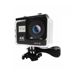 4K Wifi Action Camera - Dual Screen