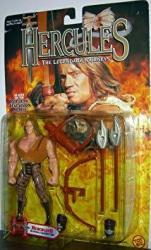 Toy Biz Hercules The Legendary Journeys Television Series Hercules II Archery Combat Set Action Figure 5-INCH