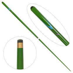 "EASI8 - Cue Green 57"" 2PC With 8MM Tip"
