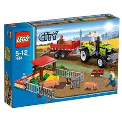 LEGO CITY Set Tractor Farm City
