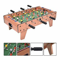 "27"" Foosball Table Game Room Soccer Football Sports Indoor Boys"