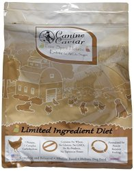 Canine Caviar Free Spirit Alkaline Entr E All Life Stages 4.4LB