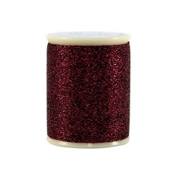 Superior Threads 120012XX257 Razzle Dazzle Sparkling Amethyst 8W Polyester Metallic Thread 110 Yd