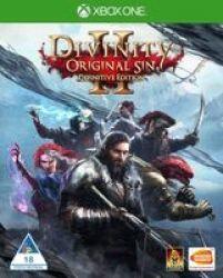 Bandai-Namco Games Divinity: Original Sin 2 - Definitive Edition Xbox One