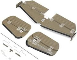 USA E-flite Tail Set Umx B-25 EFLU5554