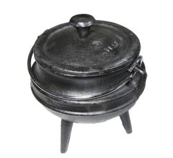 MINI Potjie - Size 1 4 Potjie Pot