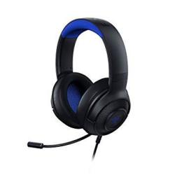 Kraken Razer X Ultralight Gaming Headset: 7.1 Surround Sound Capable On PC Only - Lightweight Frame - Bendable Cardioid Microphone - For PC Xbox