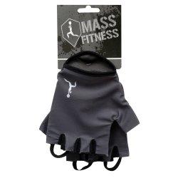 MASS WEIGHT Fitness Glove Mens Grey Medium
