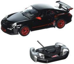 Radio Remote Control Car 1 14 Scale Porsche 911 GT3 Rs Rc Rtr Black By Rastar