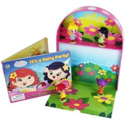 Fairies Forever: It's A Fairy Party Book & Toy Novelty Book