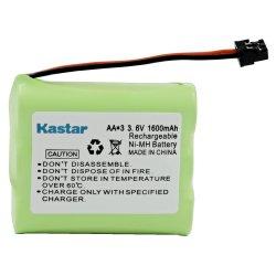 Kastar High Capacity Cordless Phone Battery Replacement For Uniden BT800 BT-800 BT-905 BP-800 BP-905 Ge TL-96560 Cobra Panasonic HHR-P505 P-P501 P