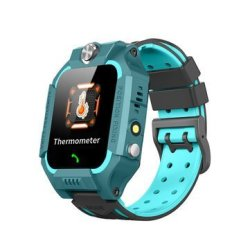 Sony Bakeey W02 Temperature Detection Children Smart Watch Lbs Sos Remote Monitor Call F