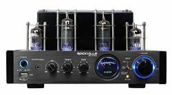 Rockville Tube Amplifier Amp Bluetooth Receiver For Yamaha NS-6490 Speakers