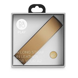 Bang & Olufsen B&o Play By Beoplay A2 Accessory Long Leather Strap Natural