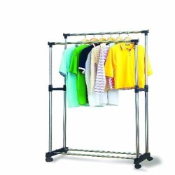 Clothing Rail - Double Pole