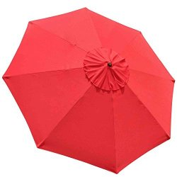 713a6c0bc89a Umbrellas New 13' Red Umbrella Replacement Canopy 8 Rib Outdoor Patio Top  Cover Only Opt | R1840.00 | Garden Accessories | PriceCheck SA