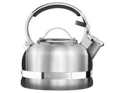 KitchenAid Stove Top Kettle - Silver