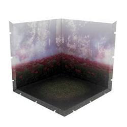 Plm Dioramansion 150: Red Spider Lily Field Figure Diorama