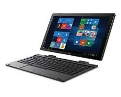 "Smartab STW1800 10.1"" 2IN1 Windows Tablet W keyboard"