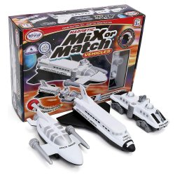 Popular Playthings Mix Or Match Vehicles: Space