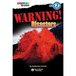 Spectrum Warning Disasters Level 2 Reader 32 Pages Paperback