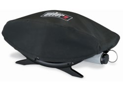 Weber Bonnet Cover For Gas Grill Fits Q1000 Series Grill