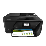 HP OFFICEJET 6950 All-in-one Printer Retail Box 1 Year Limited Warranty