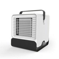 Portable 600M H Air Conditioner Fan 3 In 1 Personal Space Air Cooler Humidifier