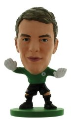 Soccerstarz Germany Maniel Neuer Toy Football Figurines Soccer Official Gift