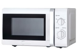 Midea - 20 Liter Manual Microwave Oven - White -700W