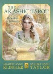 The Akashic Tarot - A 62-CARD Deck And Guidebook Cards