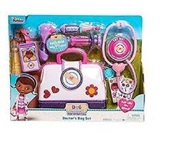 Disney Doc Mcstuffins Toy Hospital Doctor's Bag Set By