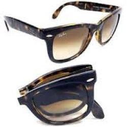 fd926d8dff9c6 Ray-Ban Ray Ban RB4105 Folding Wayfarer   R1880.00   Sunglasses ...
