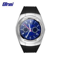 Sony Binai T6 Bluetooth Smart Watch Clock Touch Screen Sports Mate For Iphone 8 X Xi
