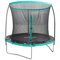 Bounce King 10FT Round Outdoor Trampoline