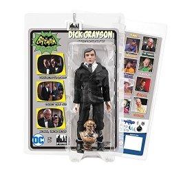 Batman Classic Tv Series 8 Inch Action Figure: Dick Grayson Black Tie Affair Variant