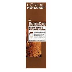 L'oreal Men Expert Barber Club Short Beard & Skin Moisturiser 50ML