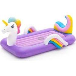 Bestway Dreamchaser Airbed - Unicorn 1.96M X 1.04M X 84CM