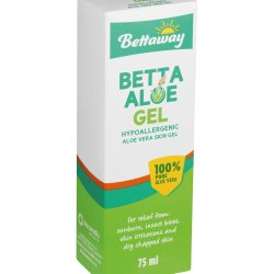 Bettaway Skin Gel Aloe Vera 75ML