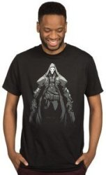 Overwatch - Death Walks Among You Mens T-Shirt Xx-large