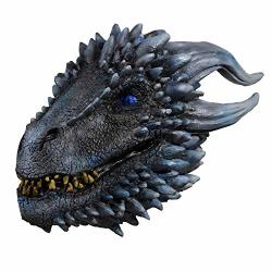 Trick Or Treat Studios Game Of Thrones White Walker Dragon Mask Standard