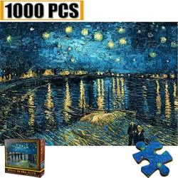 Housmile Puzzles for Adults 1000 Piece Venice Weter City Jigsaw Puzzles Adult Puzzles Jigsaw Puzzles 1000 Pieces for Adults